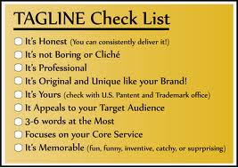Image result for what's your tagline